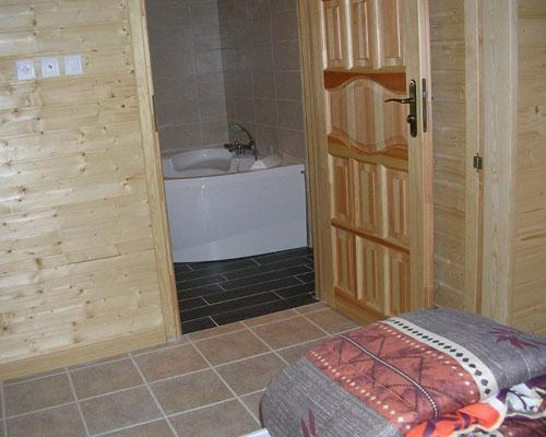 Vacances en montagne Chalet 7 pièces 14 personnes - Les Chalets de l'Eden - La Joue du Loup - Salle de bains