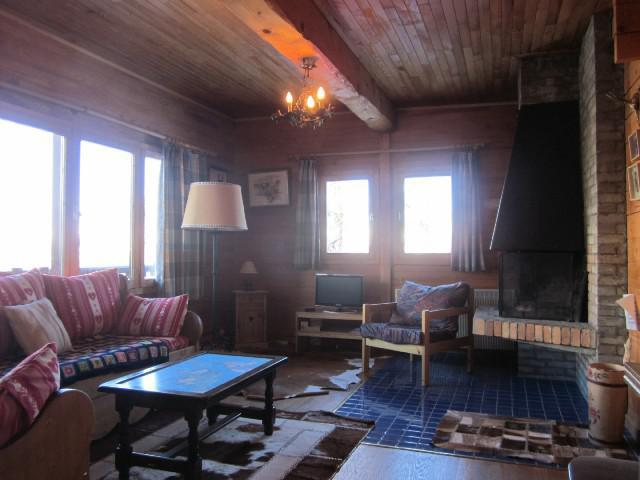 Vacances en montagne Chalet 4 pièces 7 personnes (8) - Les Chalets de la Forêt - La Plagne - Banquette
