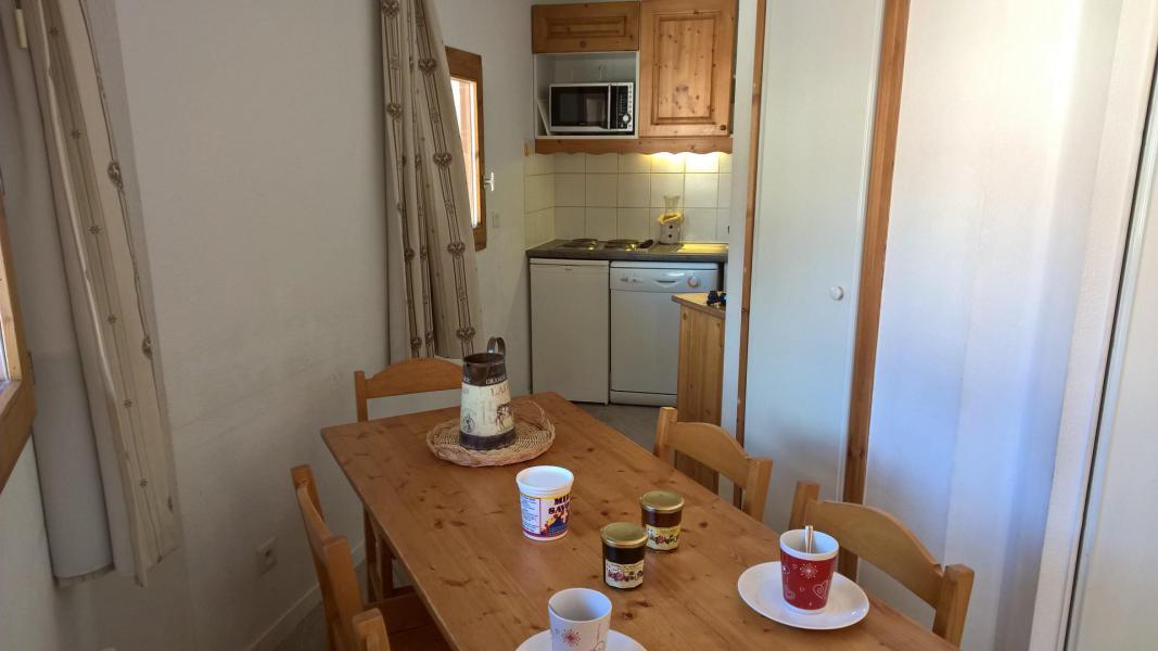Vacaciones en montaña Apartamento 3 piezas para 6 personas (CV1303) - Les Chalets de la Vanoise - La Norma