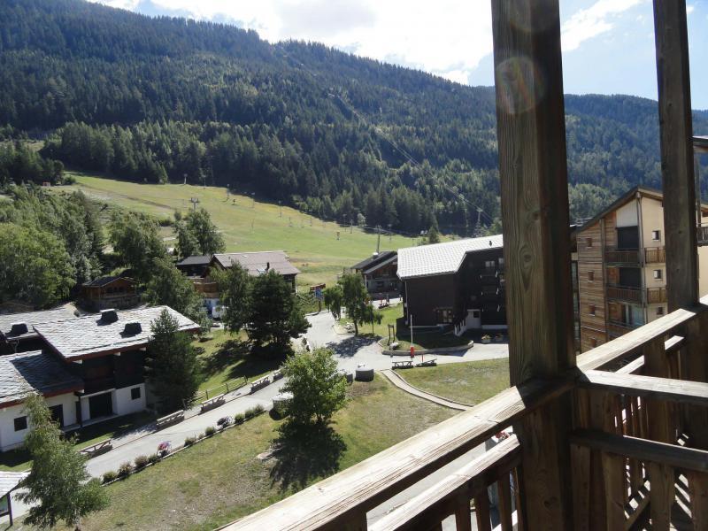 Wakacje w górach Apartament 2 pokojowy z alkową 6 osób (5205) - Les Chalets de la Vanoise - La Norma - Na zewnątrz latem