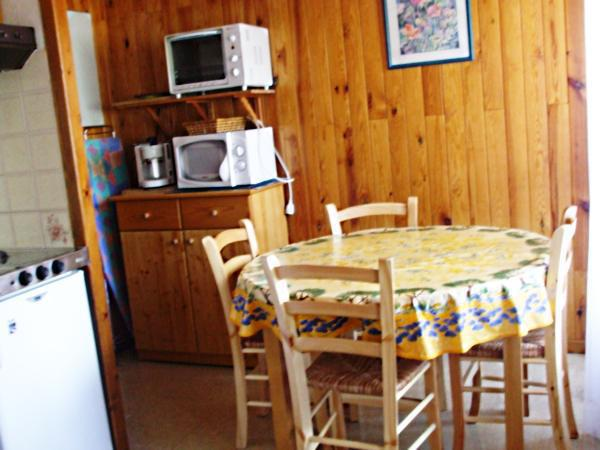 Holiday in mountain resort Studio cabin 4 people (299/301) - Les Chalets de Lessy - Le Grand Bornand