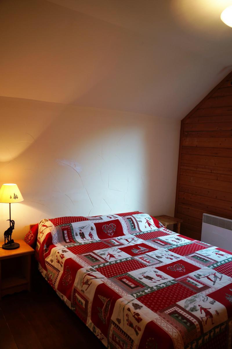 Vakantie in de bergen Chalet 4 kamers 8-10 personen - Les Chalets de Pra Loup 1500 - Pra Loup - 2 persoons bed