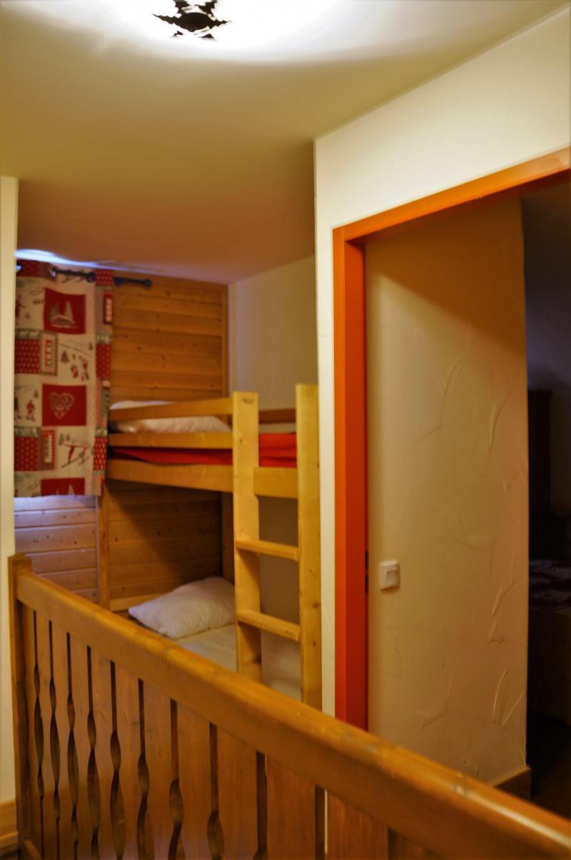 Vakantie in de bergen Chalet 4 kamers 8-10 personen - Les Chalets de Pra Loup 1500 - Pra Loup - Stapelbedden