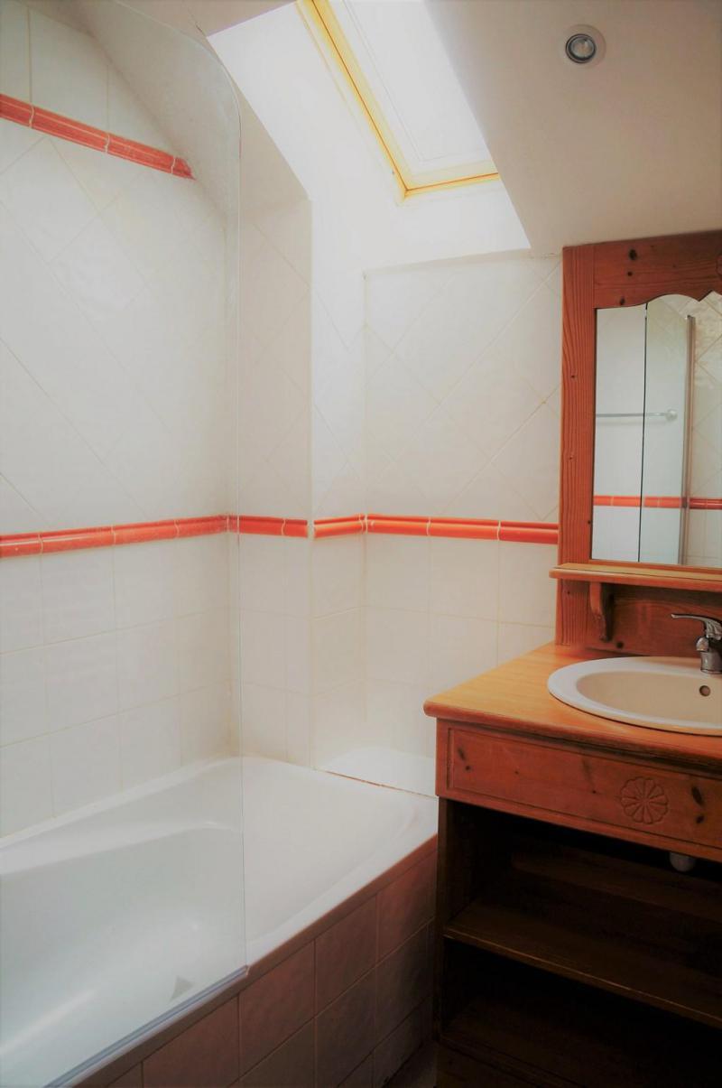 Holiday in mountain resort 4 room mezzanine chalet 10 people (12) - Les Chalets de Praroustan - Pra Loup - Shower room