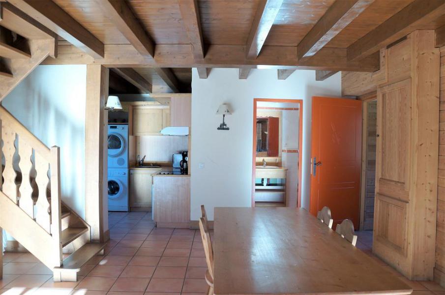 Holiday in mountain resort 5 room mezzanine chalet 12 people (8) - Les Chalets de Praroustan - Pra Loup - Table