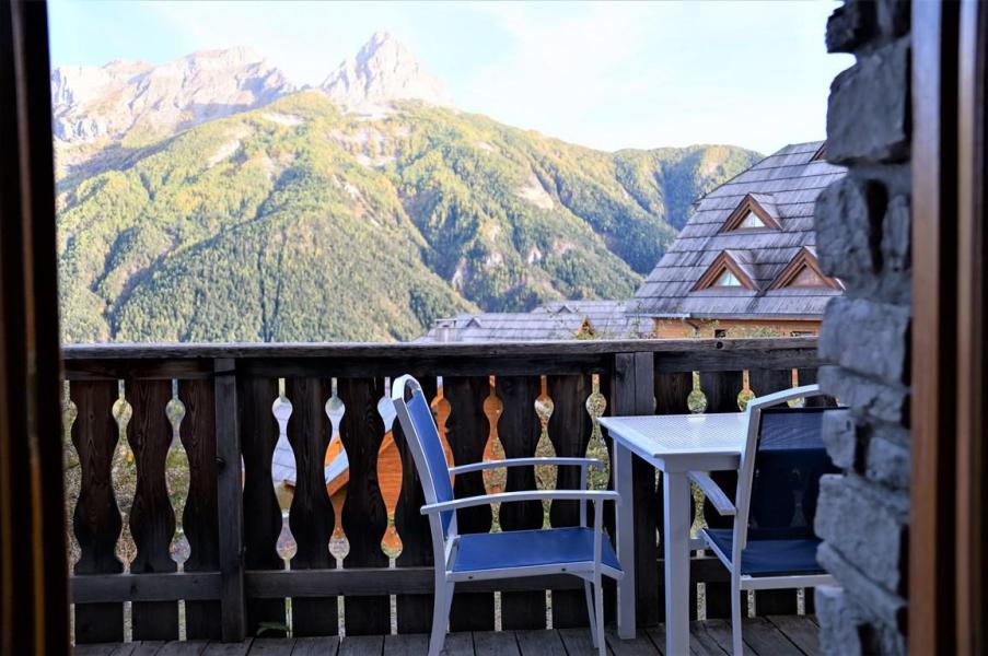 Holiday in mountain resort 4 room mezzanine chalet 10 people (3) - Les Chalets de Praroustan - Pra Loup