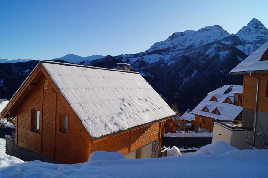 Vacances en montagne Chalet 4 pièces mezzanine 10 personnes (3) - Les Chalets de Praroustan - Pra Loup