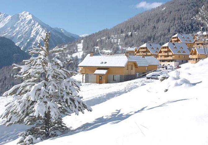 Chalet Les Chalets de Praroustan - Pra Loup - Alpes du Sud