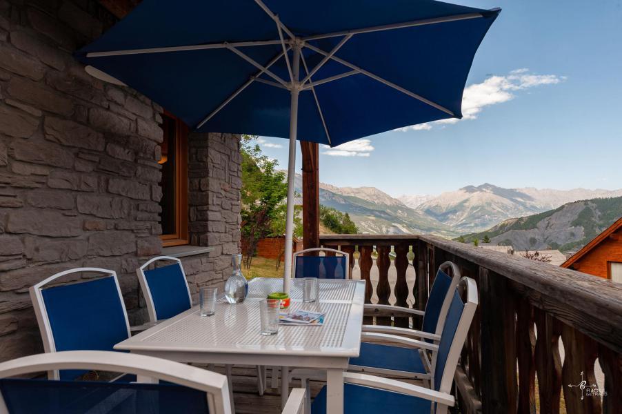 Vacances en montagne Chalet 4 pièces mezzanine 10 personnes (14) - Les Chalets de Praroustan - Pra Loup