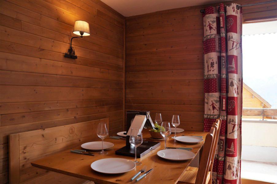 Vacances en montagne Appartement 3 pièces coin montagne 8 personnes (E03) - Les Chalets de Praroustan - Pra Loup