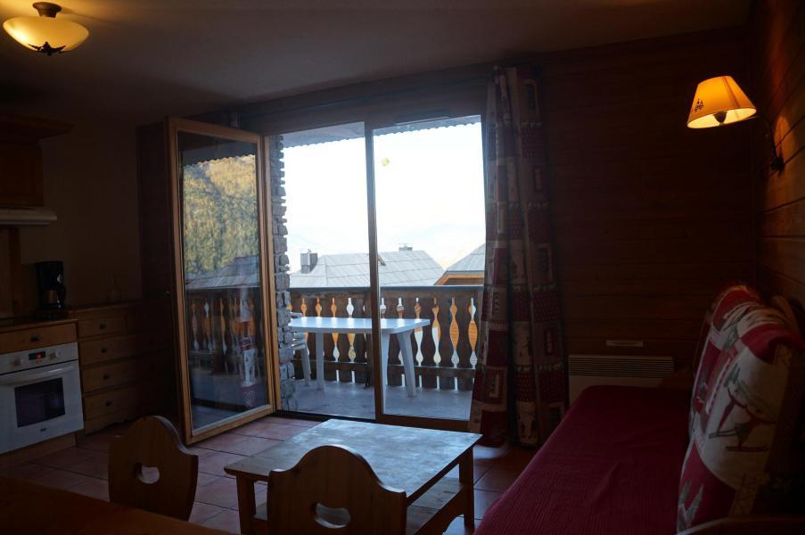 Vacances en montagne Appartement 3 pièces coin montagne 8 personnes (G3) - Les Chalets de Praroustan - Pra Loup