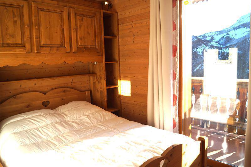 Vacances en montagne Appartement 2 pièces coin montagne 6 personnes (A103) - Les Chalets de Praroustan - Pra Loup - Chambre