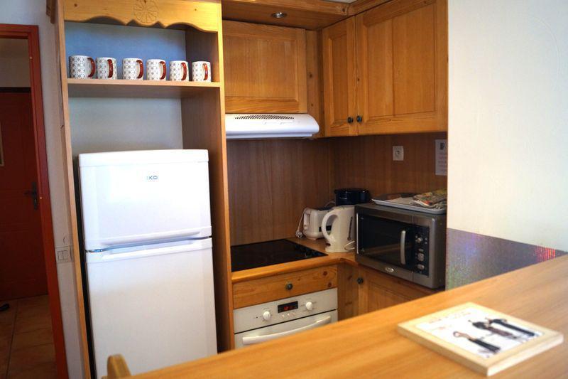 Vacances en montagne Appartement 2 pièces coin montagne 6 personnes (A103) - Les Chalets de Praroustan - Pra Loup - Cuisine