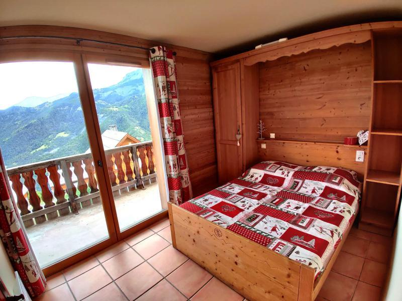 Vacances en montagne Appartement 2 pièces coin montagne 6 personnes (E102) - Les Chalets de Praroustan - Pra Loup - Chambre