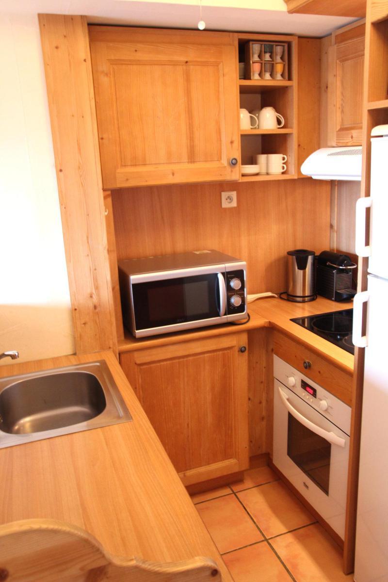 Vacances en montagne Appartement 2 pièces coin montagne 6 personnes (E102) - Les Chalets de Praroustan - Pra Loup - Cuisine
