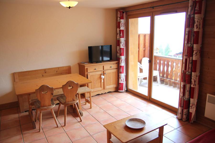 Vacances en montagne Appartement 2 pièces coin montagne 6 personnes (E102) - Les Chalets de Praroustan - Pra Loup - Séjour