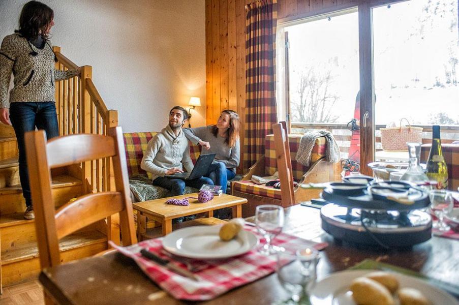 Vacaciones en montaña Les Chalets de Saint Sorlin - Saint Sorlin d'Arves - Estancia