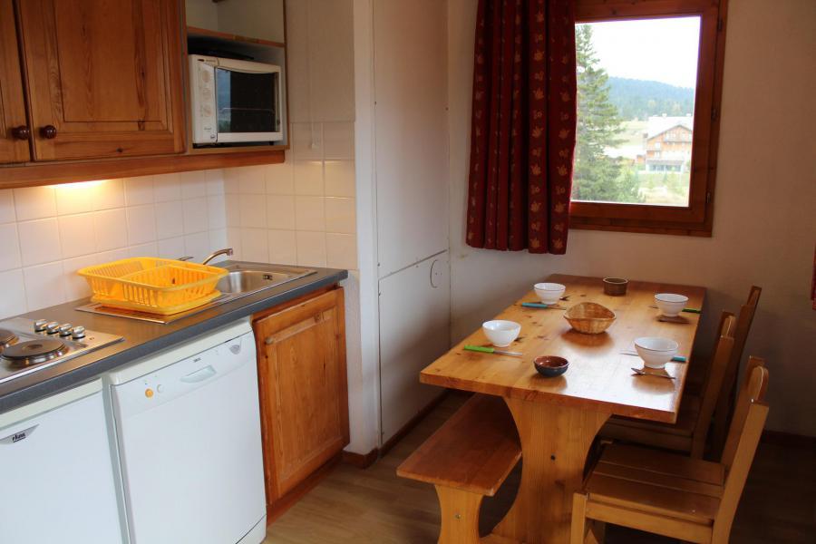 Vacaciones en montaña Apartamento 3 piezas para 6 personas (AN45) - Les Chalets de SuperD Ancolie - Superdévoluy