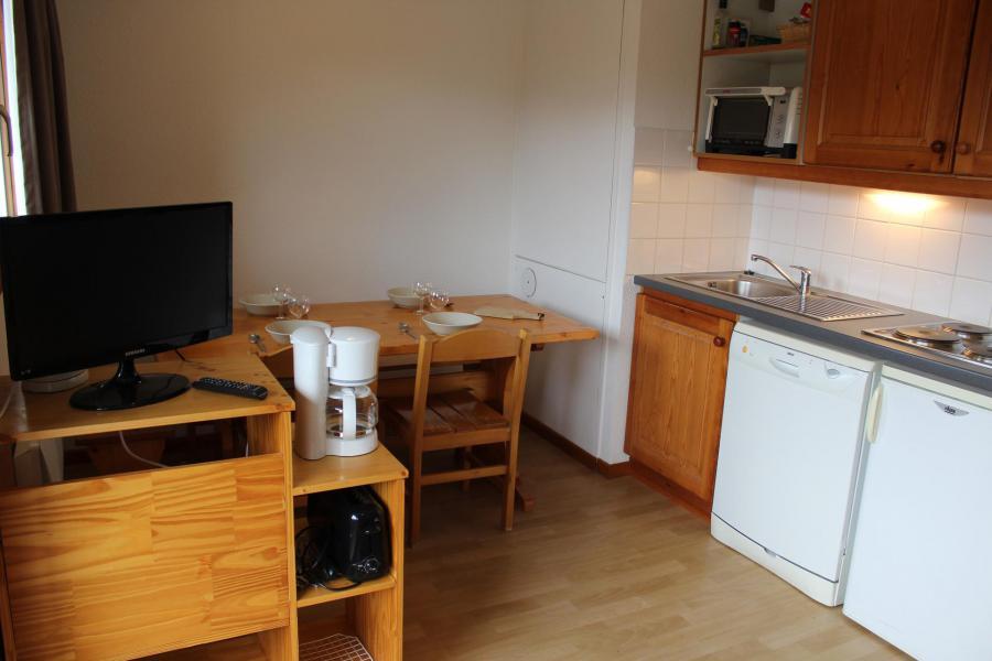 Vacaciones en montaña Apartamento 3 piezas para 6 personas (AN32) - Les Chalets de SuperD Ancolie - Superdévoluy