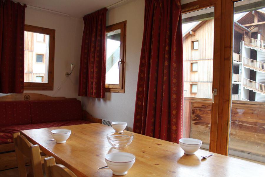 Vacaciones en montaña Apartamento 3 piezas para 6 personas (AN13) - Les Chalets de SuperD Ancolie - Superdévoluy