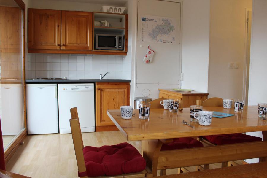 Vacaciones en montaña Apartamento 3 piezas para 6 personas (AN43) - Les Chalets de SuperD Ancolie - Superdévoluy