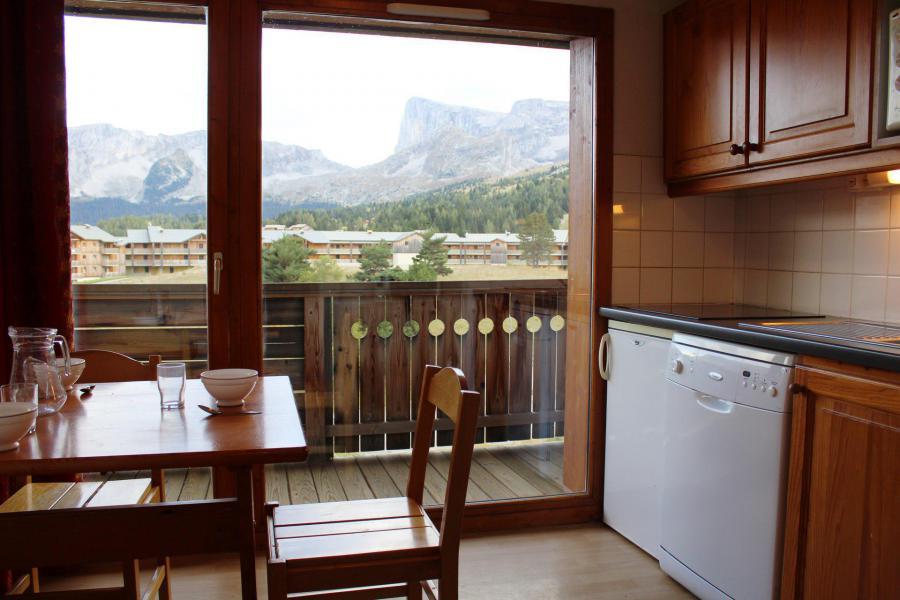 Vacaciones en montaña Les Chalets de SuperD Bleuet - Superdévoluy - Alojamiento