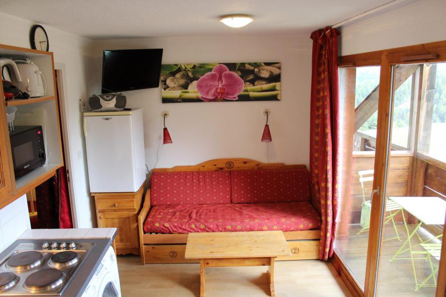 Vacaciones en montaña Apartamento cabina 2 piezas para 6 personas (BL32) - Les Chalets de SuperD Bleuet - Superdévoluy