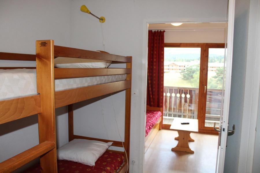 Vacaciones en montaña Apartamento cabina 2 piezas para 6 personas (BL22) - Les Chalets de SuperD Bleuet - Superdévoluy