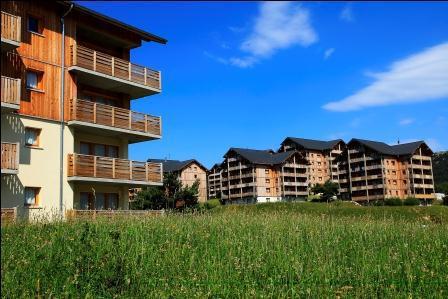 Vacaciones en montaña Apartamento 3 piezas cabina para 4 personas (BL33) - Les Chalets de SuperD Bleuet - Superdévoluy