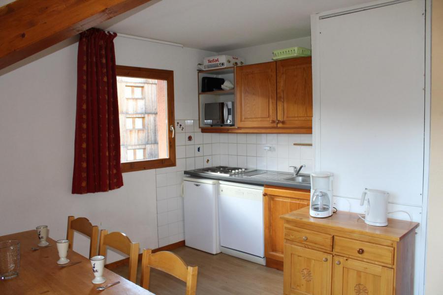 Vacaciones en montaña Apartamento 4 piezas para 8 personas (BL51) - Les Chalets de SuperD Bleuet - Superdévoluy