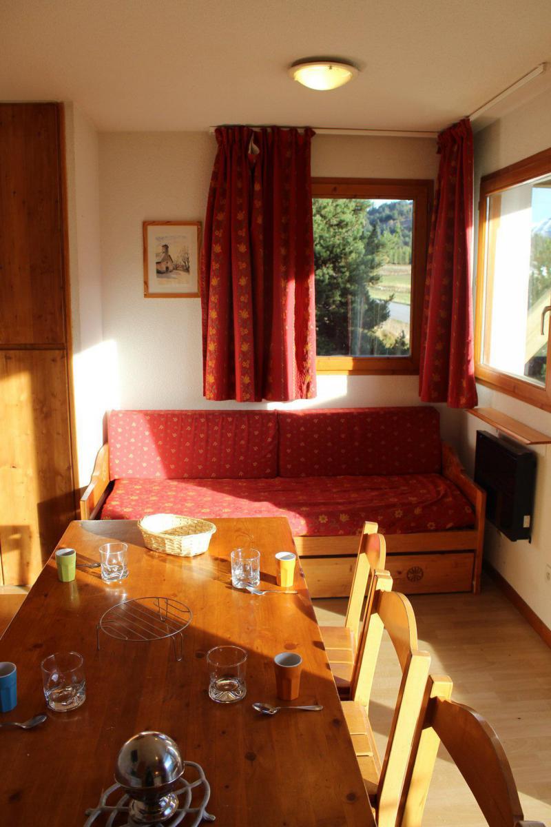 Wakacje w górach Apartament 2 pokojowy 4 osób (BL03) - Les Chalets de SuperD Bleuet - Superdévoluy - Zakwaterowanie