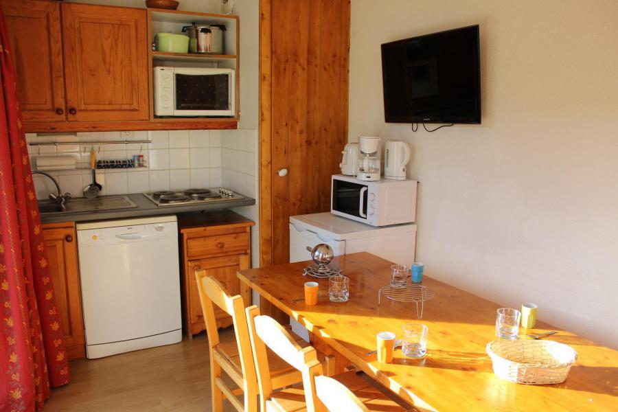 Wakacje w górach Apartament 2 pokojowy 4 osób (BL03) - Les Chalets de SuperD Bleuet - Superdévoluy - Kuchnia