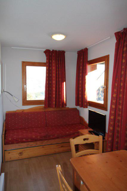 Wakacje w górach Apartament 3 pokojowy kabina 4 osób (BL33) - Les Chalets de SuperD Bleuet - Superdévoluy - Pokój gościnny