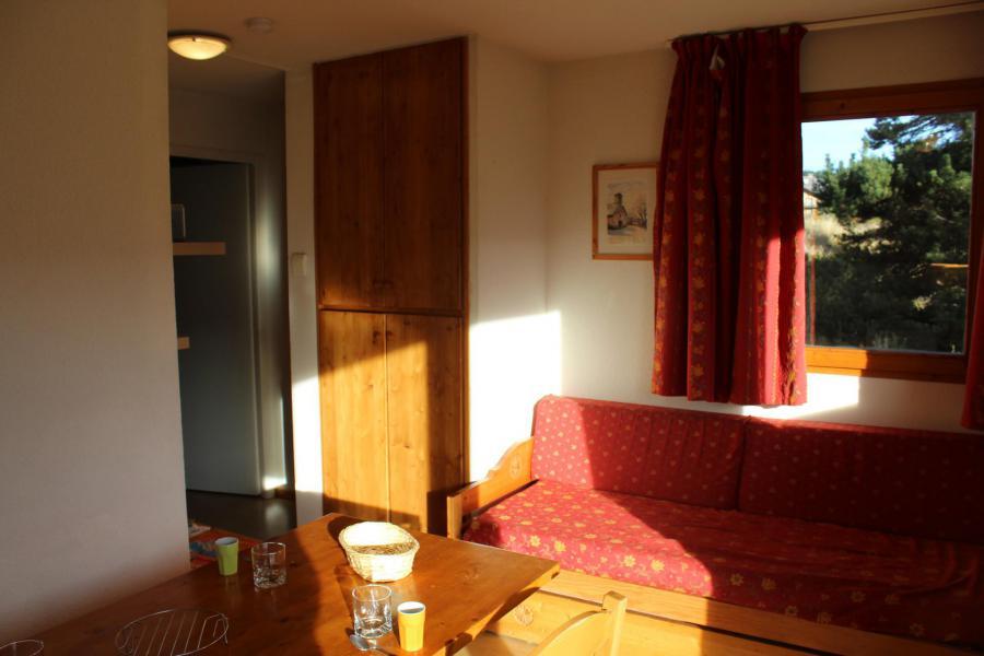 Vacaciones en montaña Apartamento 2 piezas para 4 personas (BL03) - Les Chalets de SuperD Bleuet - Superdévoluy - Alojamiento