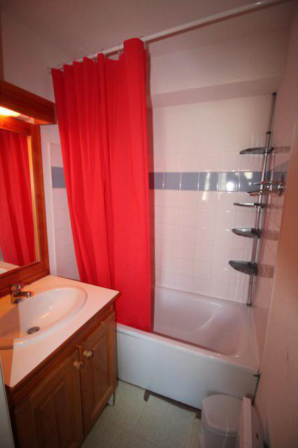 Vacaciones en montaña Apartamento 3 piezas cabina para 4 personas (BL33) - Les Chalets de SuperD Bleuet - Superdévoluy - Bañera