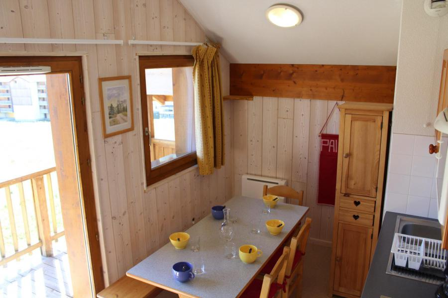 Vacaciones en montaña Apartamento cabina 2 piezas para 6 personas (CB51) - Les Chalets de SuperD Chardon Bleu - Superdévoluy