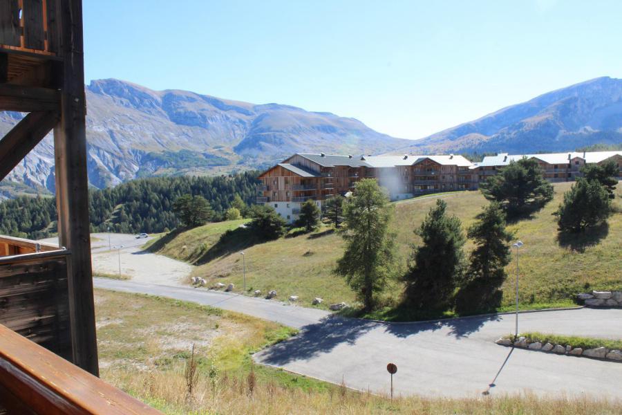 Vacaciones en montaña Apartamento 4 piezas para 8 personas (CB11) - Les Chalets de SuperD Chardon Bleu - Superdévoluy