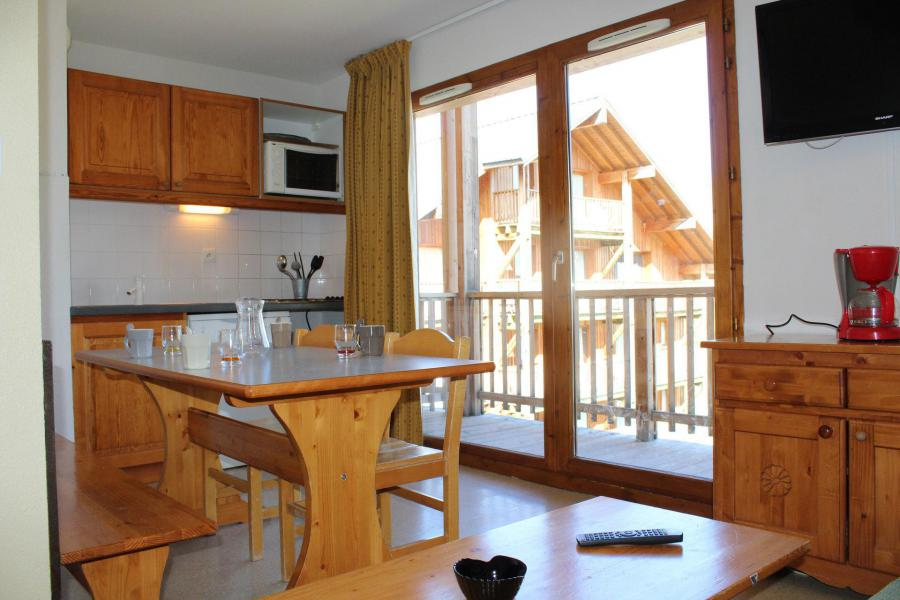 Vacaciones en montaña Apartamento 2 piezas para 4 personas (CB44) - Les Chalets de SuperD Chardon Bleu - Superdévoluy