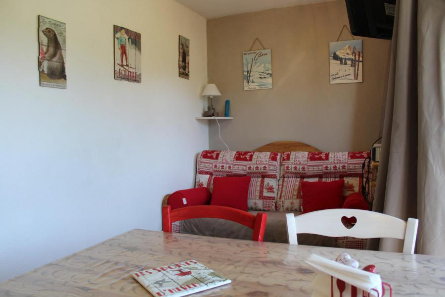 Vacaciones en montaña Apartamento cabina 3 piezas para 4 personas (CB13) - Les Chalets de SuperD Chardon Bleu - Superdévoluy - Alojamiento