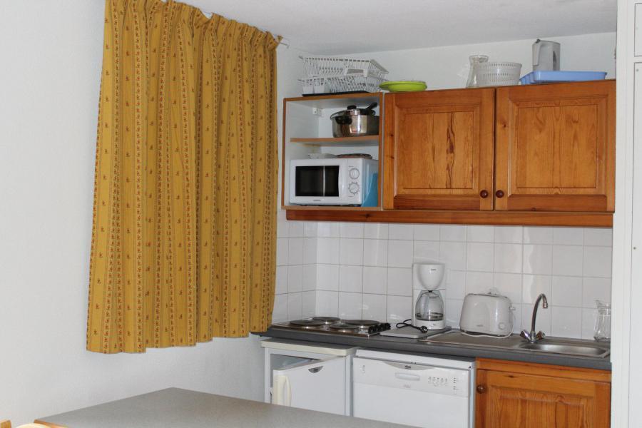 Vacaciones en montaña Apartamento cabina 2 piezas para 6 personas (DP51) - Les Chalets de SuperD Dauphinelle - Superdévoluy