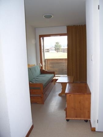 Wakacje w górach Apartament 2 pokojowy z alkową 6 osób (DP14) - Les Chalets de SuperD Dauphinelle - Superdévoluy