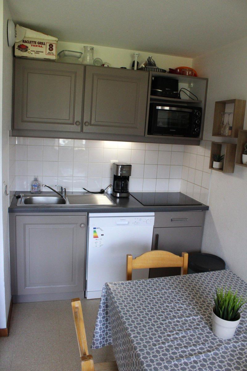 Vacaciones en montaña Apartamento 4 piezas para 10 personas (DP45) - Les Chalets de SuperD Dauphinelle - Superdévoluy - Camas superpuestas