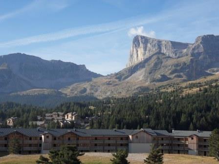 Vacaciones en montaña Apartamento cabina 2 piezas para 6 personas (EG63) - Les Chalets de SuperD Eglantier - Superdévoluy - Verano