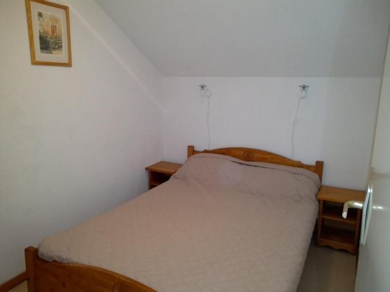Wakacje w górach Apartament 2 pokojowy z alkową 6 osób (EG63) - Les Chalets de SuperD Eglantier - Superdévoluy - Łóżkem małżeńskim