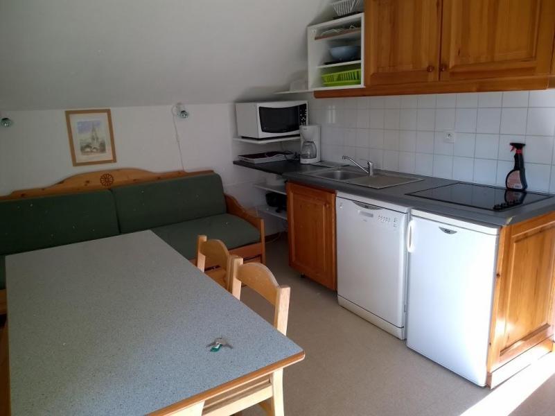 Wakacje w górach Apartament 2 pokojowy z alkową 6 osób (EG63) - Les Chalets de SuperD Eglantier - Superdévoluy - Pokój gościnny