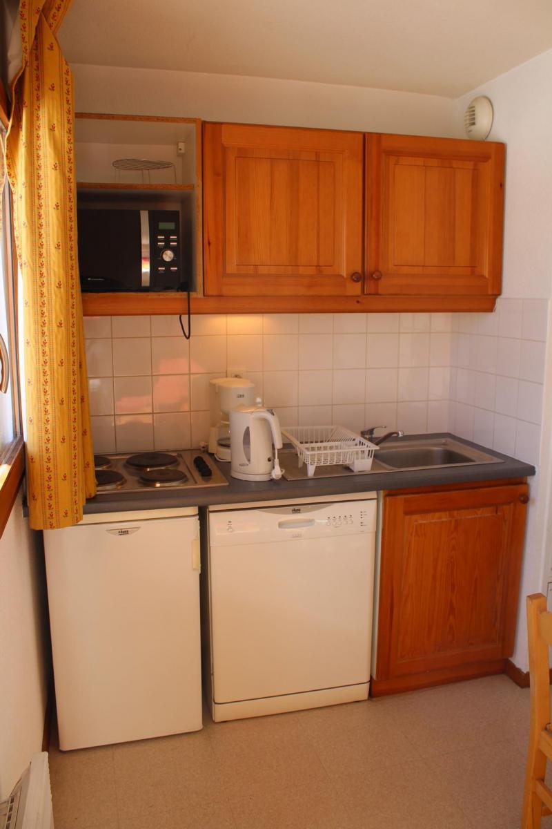 Vacaciones en montaña Apartamento cabina 1 piezas para 6 personas (EG61) - Les Chalets de SuperD Eglantier - Superdévoluy - Kitchenette