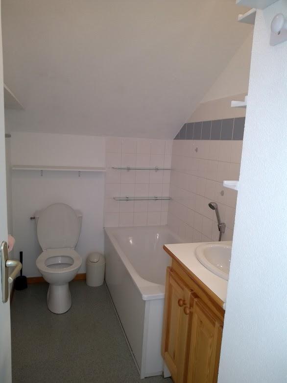 Vacaciones en montaña Apartamento cabina 2 piezas para 6 personas (EG63) - Les Chalets de SuperD Eglantier - Superdévoluy - Bañera