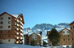 Vacaciones en montaña Apartamento 4 piezas para 8 personas (FR31) - Les Chalets de SuperD Fraxinelle - Superdévoluy