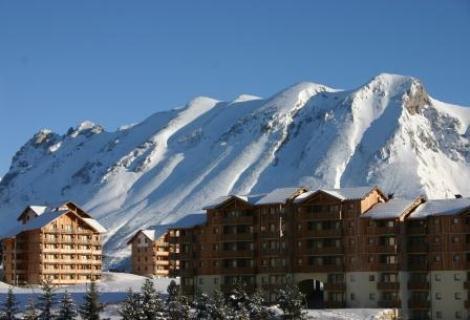 Vacaciones en montaña Apartamento 4 piezas para 8 personas (FR51) - Les Chalets de SuperD Fraxinelle - Superdévoluy