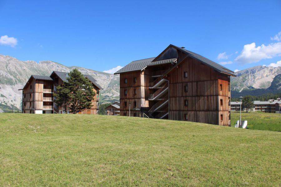 Vacaciones en montaña Les Chalets de SuperD Fraxinelle - Superdévoluy - Verano